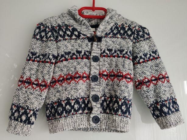 Sweter dziecięcy r. 80