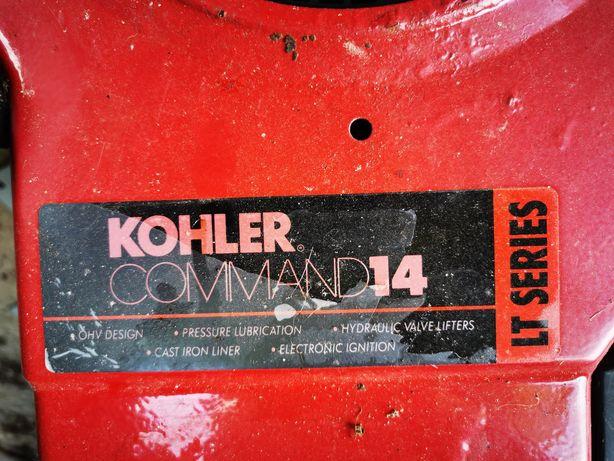 Silnik Kohler 14 comand  traktorek kosiarka Joha deere