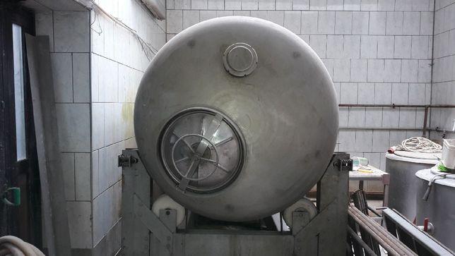 Masownica Próżniowa 3000 litrów