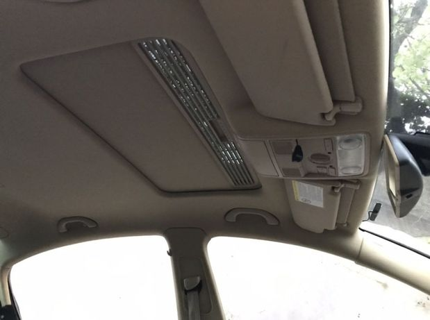 Потолок под люк VW Passat B6 B7 салон сиденья кожа тонель карты двери