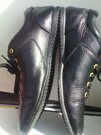 Кожаные туфли 36р