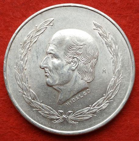 Монеты Мексика 5 песо 1951-1953 СЕРЕБРО