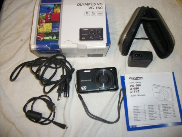 Цифровая фотокамера Olympus VG-160