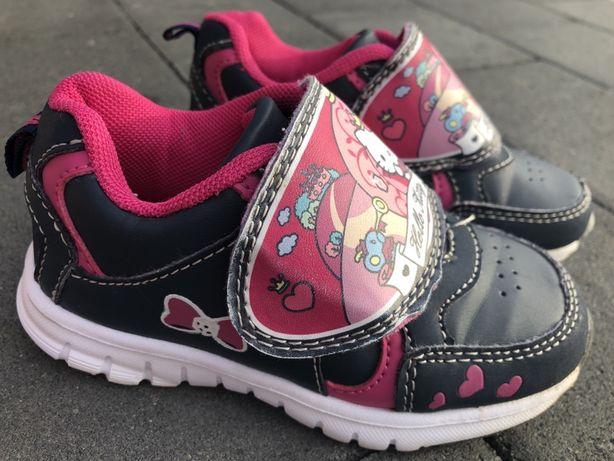 Adidasy Hello Kitty rozm 25