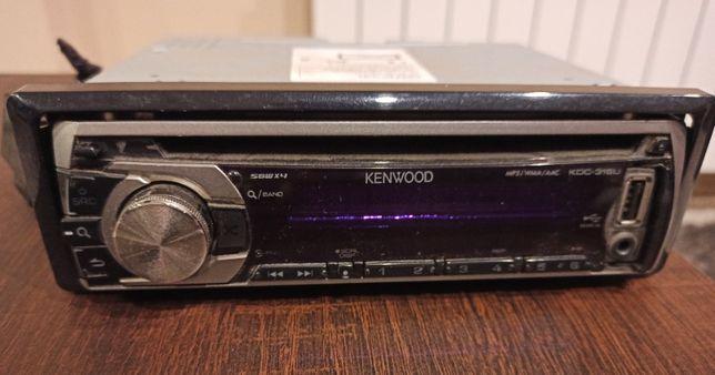 Radio samochodowe Kenwood