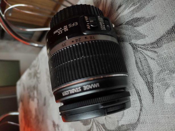 Obiektyw firmy Canon