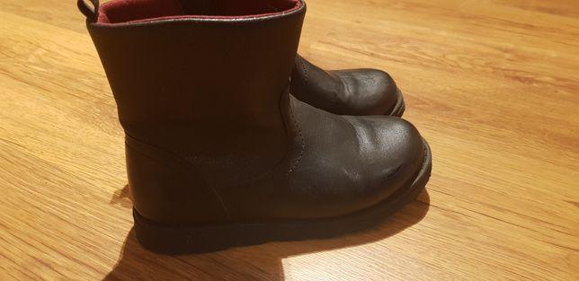 Buty botki dla dziewczynki rozmiar 30