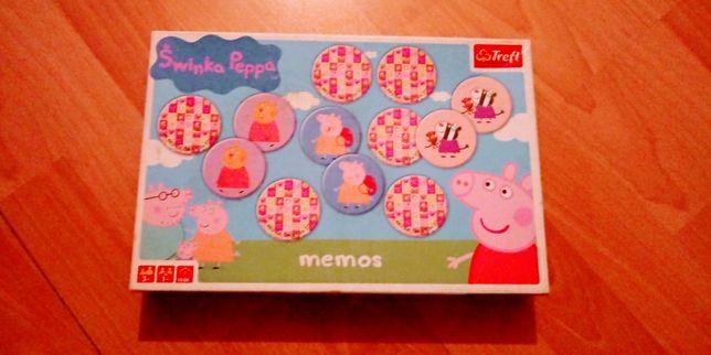 Świnka Pepa Gra dla dzieci 3+