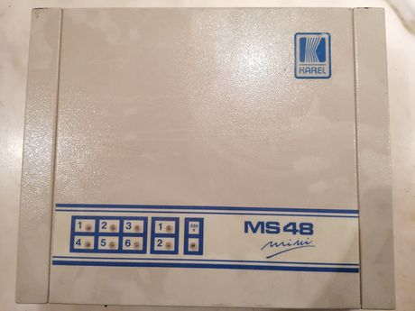 Centralina de alarme MS48