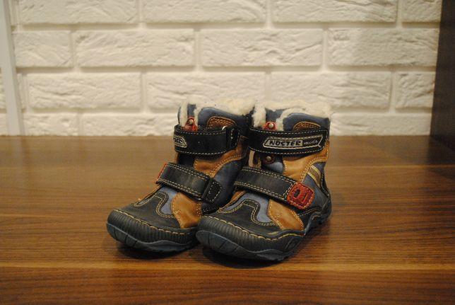 Buty zimowe dziecięce rozmiar 25