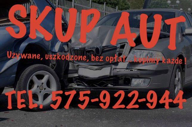 SKUP AUT Samochodów Kupimy Twój samochód ! Bez OC Bez przeglądu 24/7