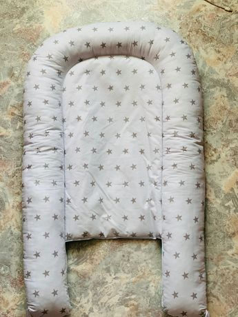Кокон, гнездышко, позиционер + ортопедическая подушка