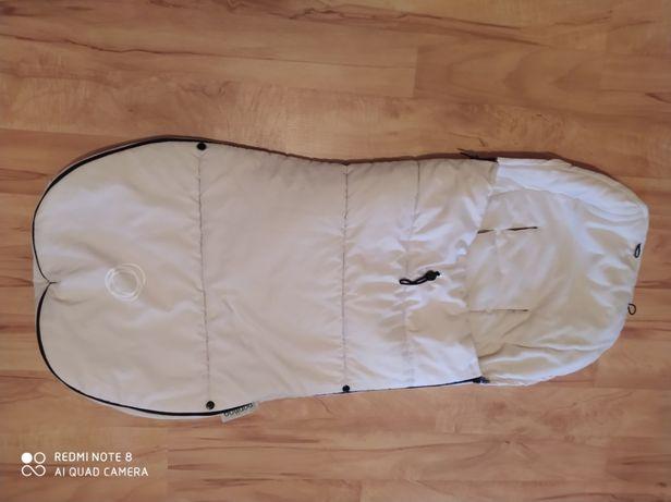 śpiwór bugaboo kolor white