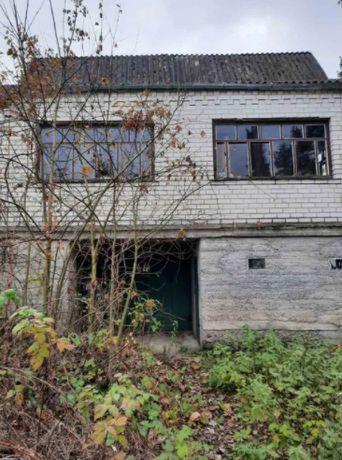 Продам дом на 8 сотках земли с прямым выходом в лес