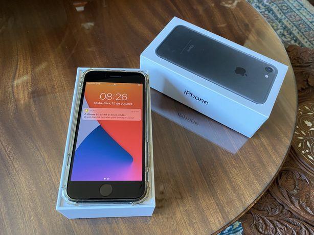 IPhone SE Apple com 64 GB preto
