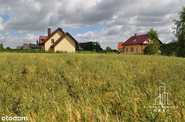 Działka Kórnik, Borówiec, Mościenica Fvat