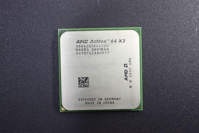 Процессор AMD Athlon 64 x2 4200 Dual Core AM2