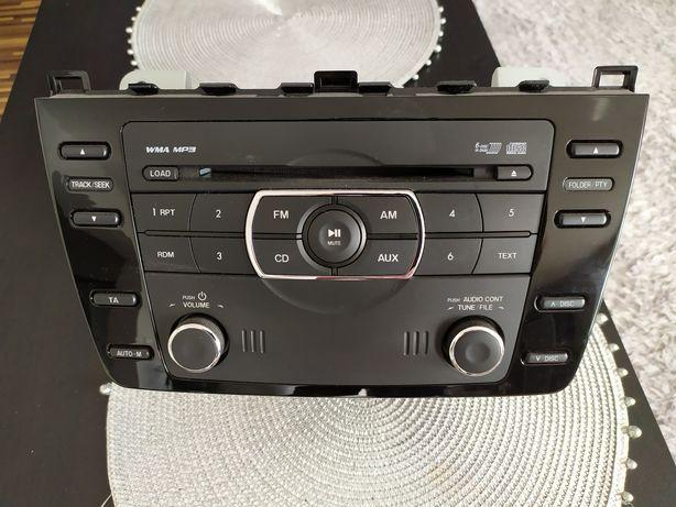 Radio samochodowe m-ki Panasonic do Mazdy serii 6