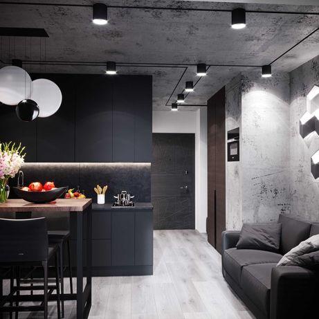Дизайн интерьера квартиры, дома, 3D Визуализация