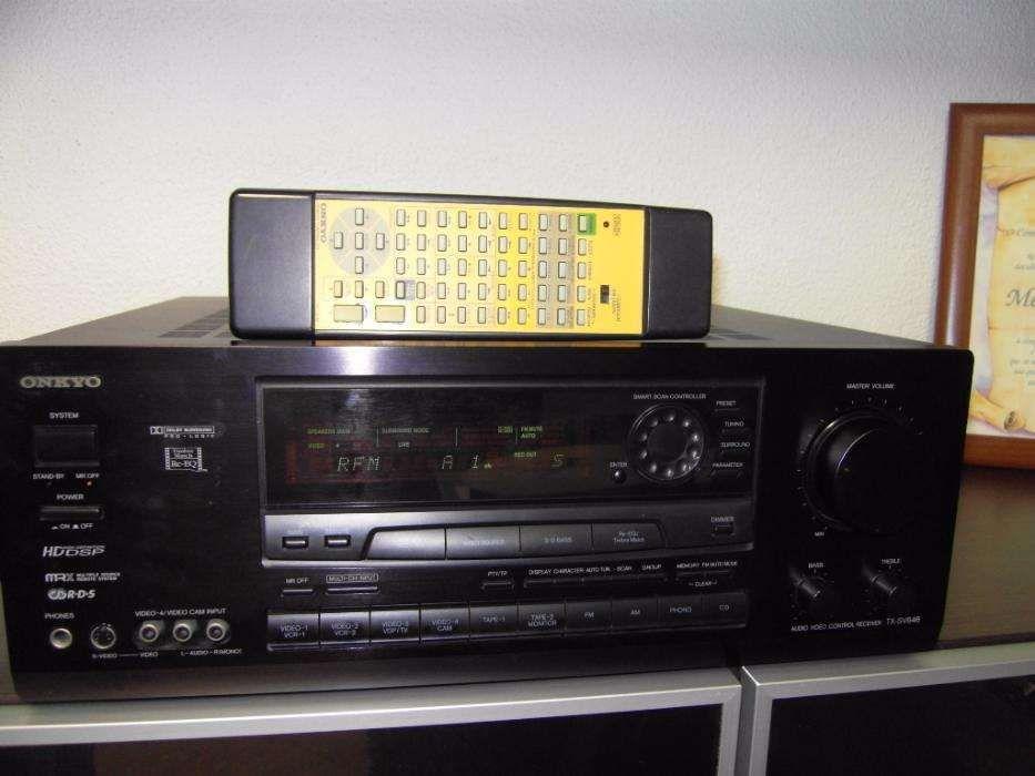 Amplificador Onkyo TX-SV646