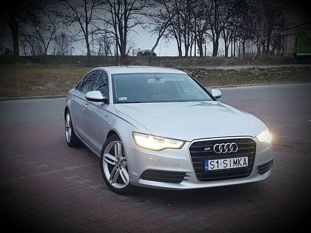 Audi A6 3.0tdi sprzedam w dobre ręce;)