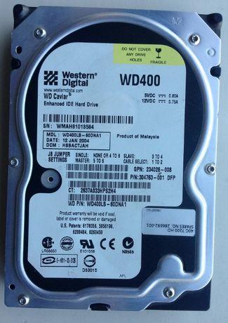 """Disco Western Digital 40 Gb 3.5"""" IDE"""