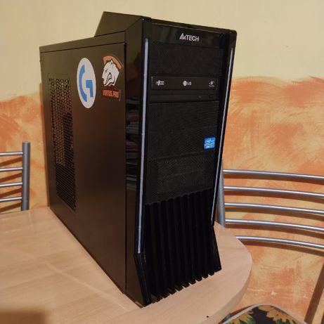 Wydajny komputer Intel I7-3770/8GB/GTX 670/SSD 240GB+ HDD 500GB