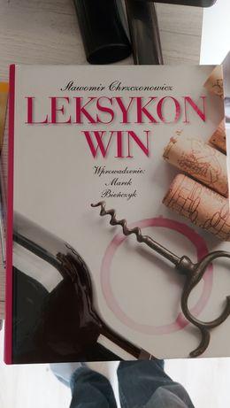 Leksykon win - Sławomir Chrzczonowicz