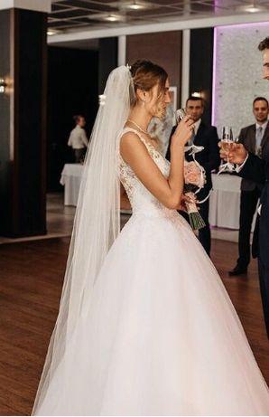 Suknia ślubna! Robiona na zamówienie