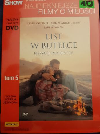 Film : List w butelce