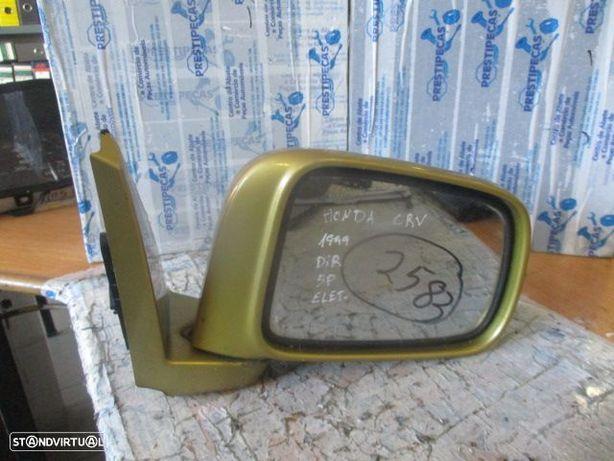 Espelho dourado 010056 HONDA / CRV / 1999 / DRT / ELETRICO /