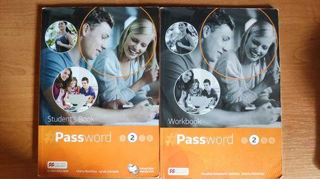 Password 2 podręcznik + ćwiczenia