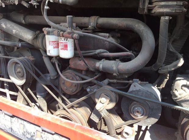 Van Hool Двигатель d2866 loh09
