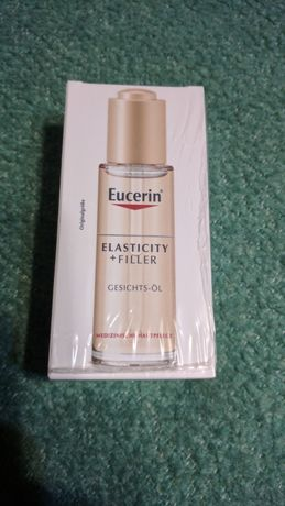EucerinElasticity+Fillerolejek dla poprawy elastyczności i sprężystoś