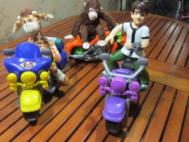 Мотоцикл- Кросс