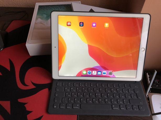 Ipad pro 12.9 2gen 64gb wifi gold + keyboard