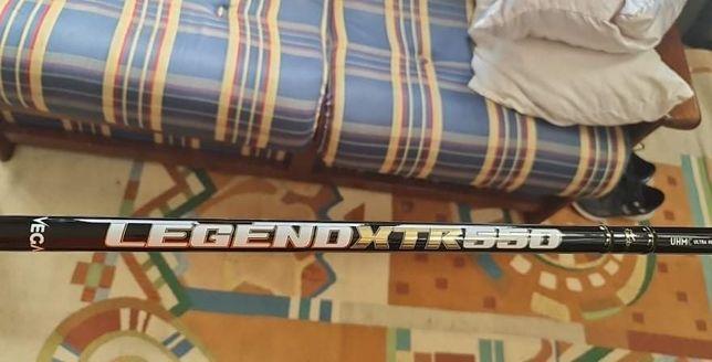 Cana Vega XTR e Carreto Daiwa BG RR