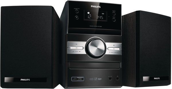 Micro-hifi Philips como nova