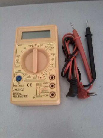 Multimetro Digital e Detector(3em 1)