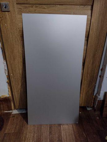 Blacha aluminiowa anodowana czarna lub szara