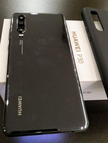 Huawei P30 preto