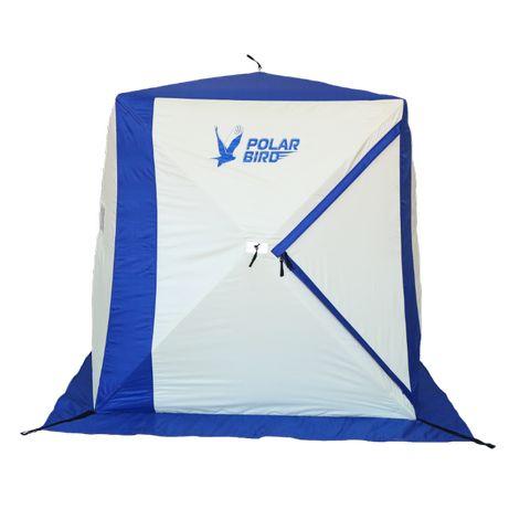 ЗИМНЯЯ ПАЛАТКА POLAR BIRD 3T палатка для зимней рыбалки Снегирь 3Т