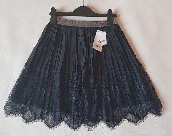 spódnica święta bal 152cm ovs nowa