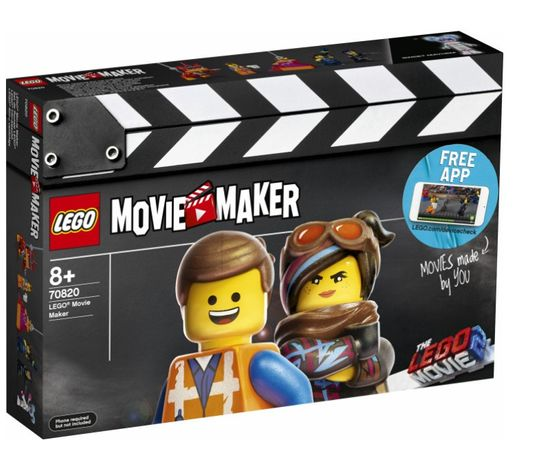 лего, LEGO Movie Набор кинорежиссёра 70820