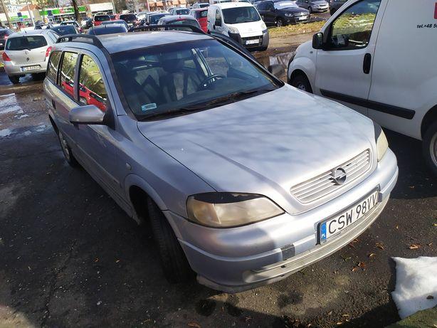 Opel Astra 2001 r 1.7 Diesel