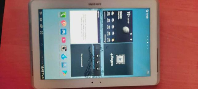 Планшет -Телефон Samsung Galaxy Tab 2 10.1 3G GT-P5100 White звонящий