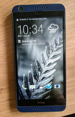 Smartfon HTC telefon