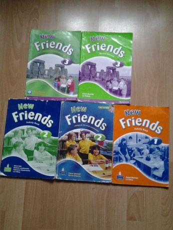 New Friends jęz.angielski