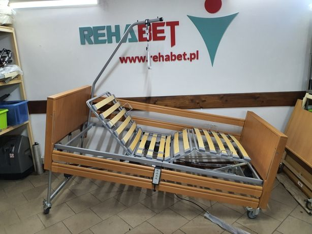 Łóżko rehablitacyjne medyczne szpitalne 24H