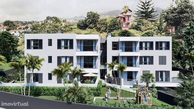 Oportunidade! Apartamento T2 - Madalenas - projeto aprovado!
